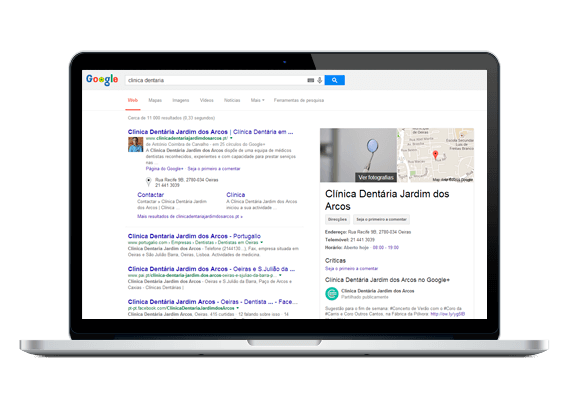 Experimente o grande potencial do Google AdWords